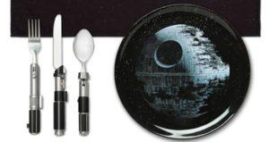 Star Wars Todesstern und Hoth Tischset