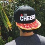 Blijf Cheesy: Pizza Hut Pizza maakt Fashion