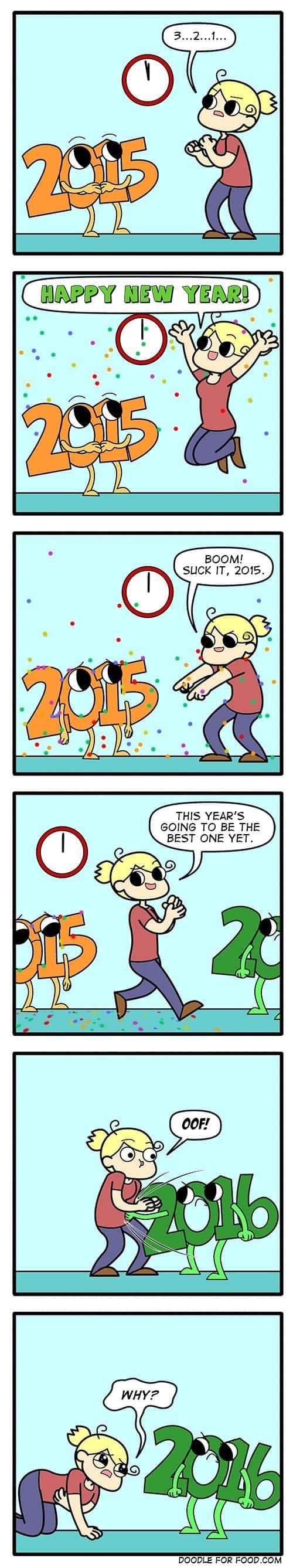 Suck It, 2015