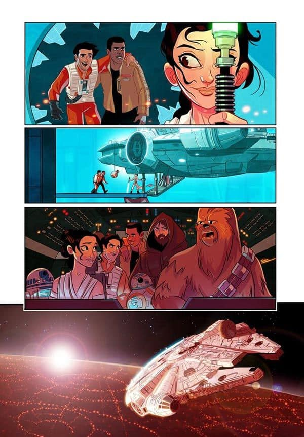 Star Wars Episódio 7.5