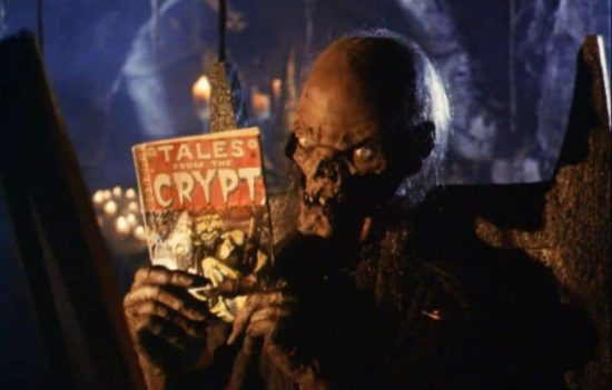 m. Night Shyamalan uudestisyntynyt Tales From The Crypt