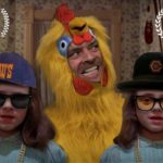 "Le chickening: Fou ""The Shining""-Remix"