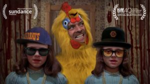 """The Chickening: Irrer """"The Shining""""-Remix"""