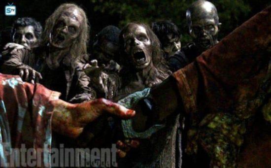 "Vorschau & quot; The Walking Dead"" ESKADRA 6: Daryl und Gleen in Todesgefahr! - Promocje i Sneak szczyty"