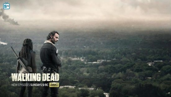 "Vorschau ""The Walking Dead"" Staffel 6, Episode 9 – Poster"
