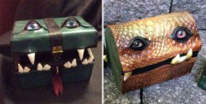 Wspaniałe Torby potworów & BOKS