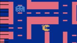 Wie die Grafik in Oldschool Games funktionierte