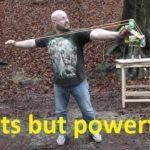 How do you turn a skateboard a powerful slingshot
