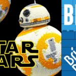 How to Make a Life-Size Lego BB-8 builds