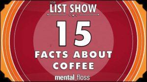 15 Fakten über Kaffee