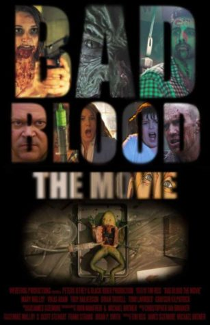 DÃ¥rlig blod: The Movie - Poster