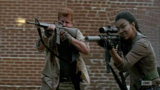 "Vorschau & quot; The Walking Dead"" Smaldeel 6, Aflevering 11 - Promo en Sneak Peak"