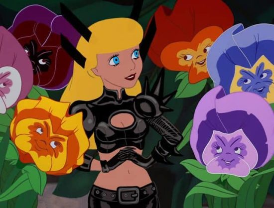 X-Men Princesas da Disney - Alice Magik