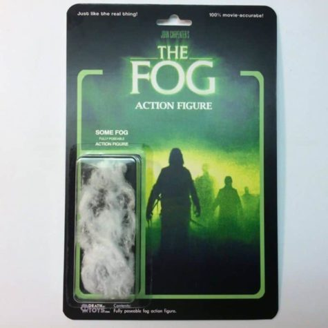 Actionfigur: La Nebbia - The Fog