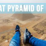 Subir a las pirámides de Giza