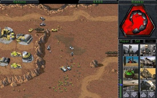 Een Blast from the Past: Commando & Speel Conquer gratis browser
