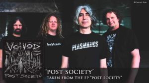 DBD: Post Society - Voivod