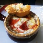 the Pizza Soup