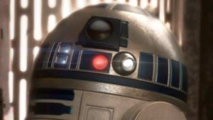 Toda vez que R2-D2 Saves the Day