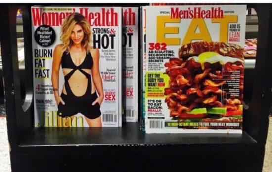 Gesundheit bei Frauen und Männern
