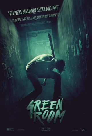 green Room - Affisch