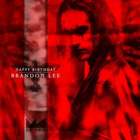 Happy Birthday Brandon Lee
