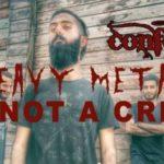 """Andragende mod dødsstraf for iranske metal band """"Indrømme"""""""