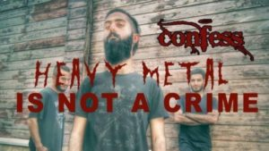 """Petition gegen Todesstrafe für iranische Metalband """"Confess"""""""
