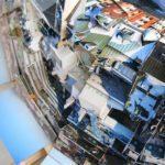 panoramas da cidade a partir de colagens de fotos 3D por Isidro Blasco