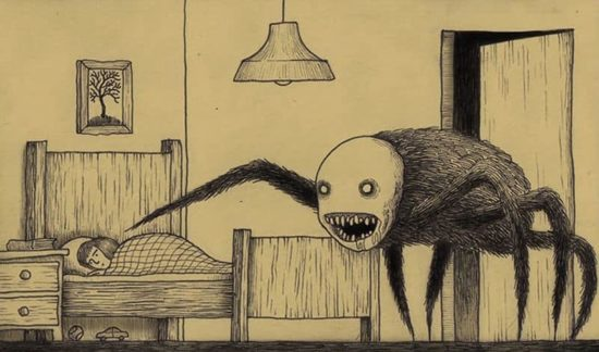 Se John Post-it monstro