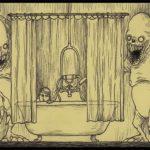 Om John Post-it monster