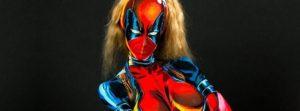 Die Verwandlungen zur Superheldin von Kay Pike