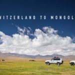 Latitude 45: Switzerland to Mongolia