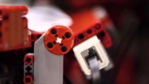 Lego Papierflieger-Maschine