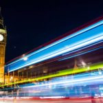 Londra: Il City Square Mile a 4K