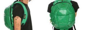 Ninja Turtles Rückenpanzer Rucksack
