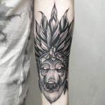 Tatuagens: As criaturas escuras de Parvick Faramarz
