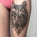 Tattoos: Die düsteren Kreaturen von Parvick Faramarz