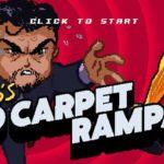 Rampage Red Carpet: Jagt com Leonardo DiCaprio um Oscar