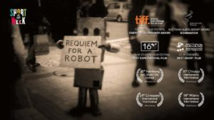 Requiem pour un robot