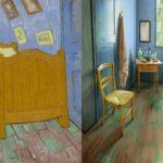 Sove i Van Goghs soveværelse