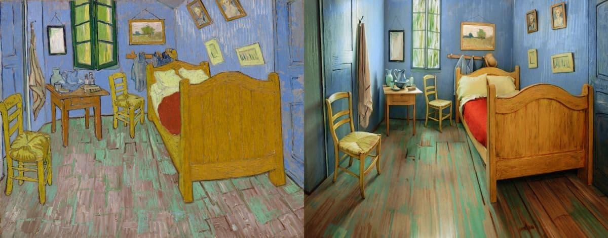 Stunning Camera Da Letto Van Gogh Photos - House Design Ideas 2018 ...