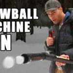 Snowball Machine Gun Build Your Own