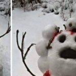 Raid Pupazzi di neve cannibale