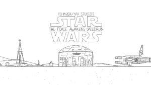 """""""Star Wars: Das Erwachen der Macht"""" in einer Minute"""