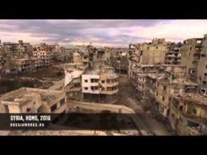 Syrien: Homs 2016