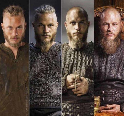 La grande migrazione dei capelli di Ragnar Lothbrok