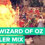 """The Wizard of Oz"" som en Michael Bay film"