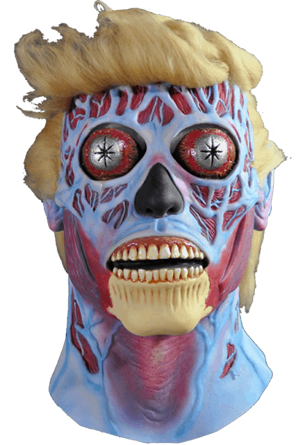 They Live Donald Trump Mask