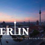 Timelapse: Berlijn 2015